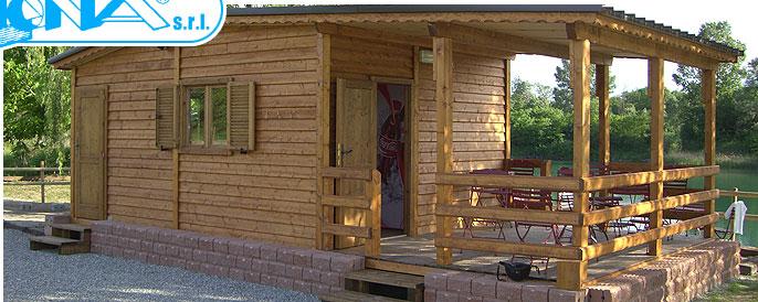 Produzione case mobili bungalow preingressi prefabbricati in legno - Case mobili in legno prezzi ...