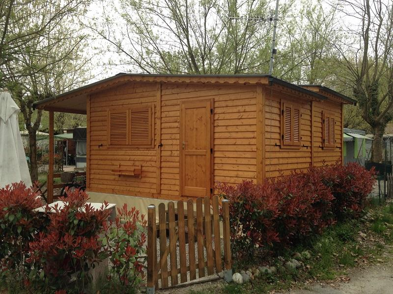 Produzione ,case mobili, bungalow, preingressi, prefabbricati in legno