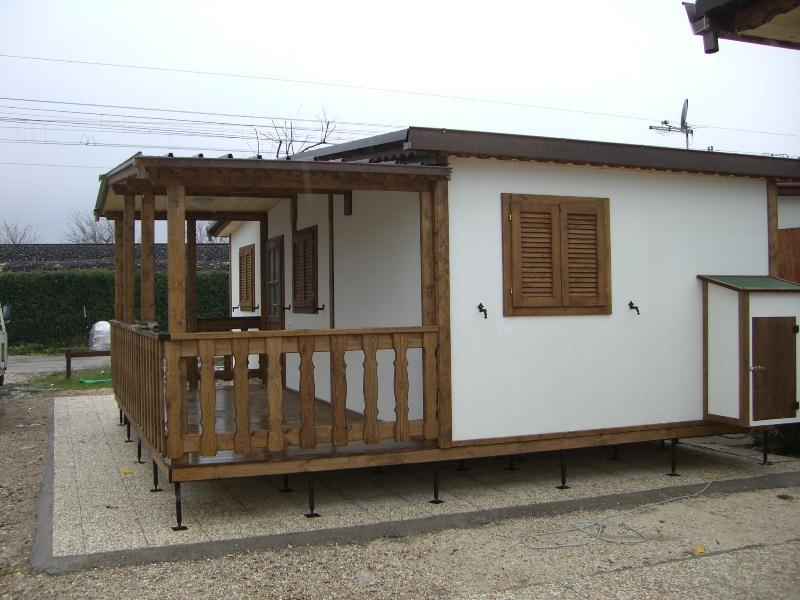 Produzione case mobili bungalow preingressi for Aziende mobili italiane