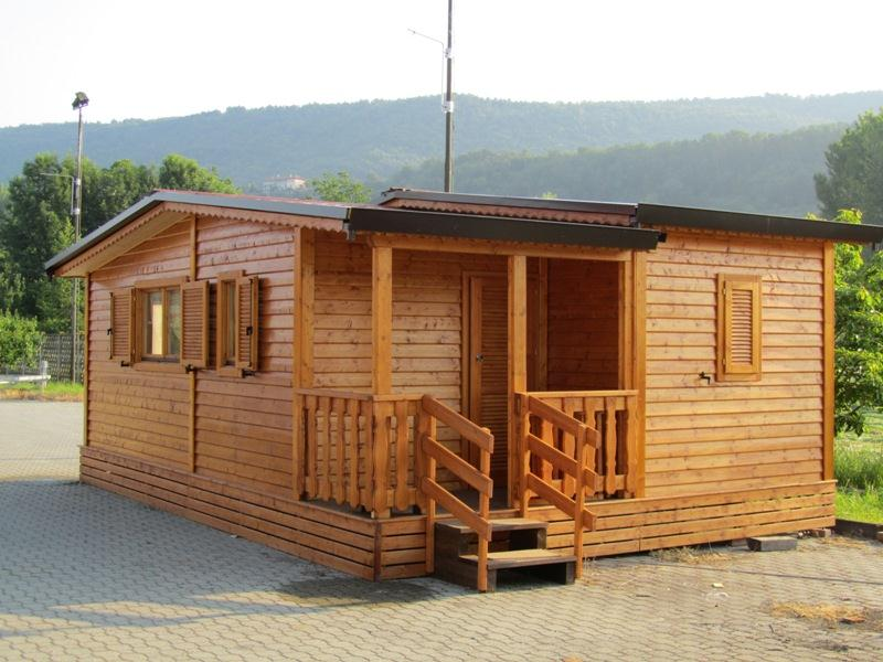 Produzione case mobili bungalow preingressi - Case in legno mobili ...