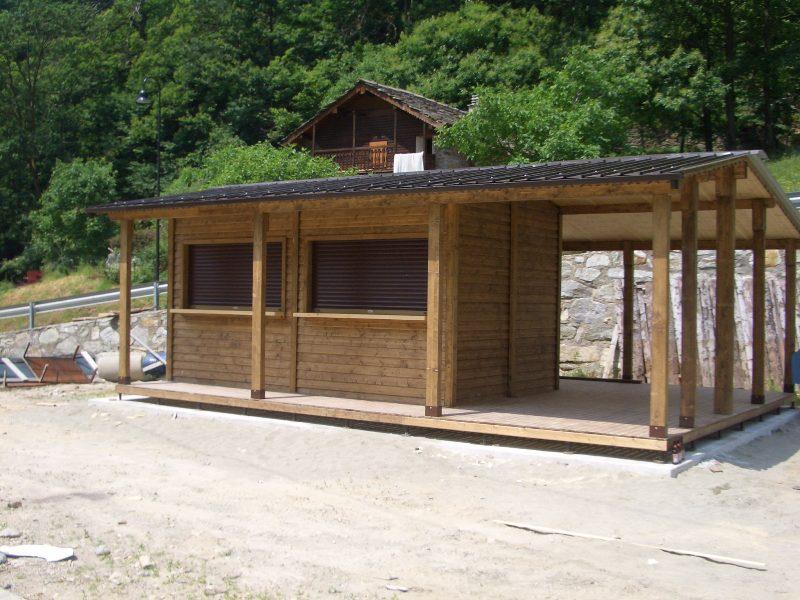 Produzione case mobili bungalow preingressi for Prefabbricati in legno listino prezzi